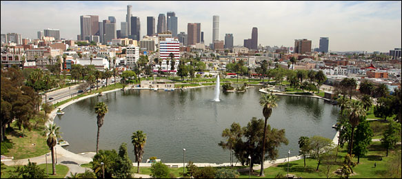 Image gallery macarthur park los angeles for Best parking near lax